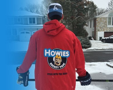 Howies Hockey Player of the Month Sponsored