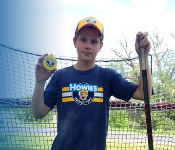 Howies Hockey Player of the Month Sponsored June 2016