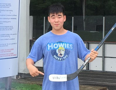 Howies Hockey Player of the Month Sponsored August 2016