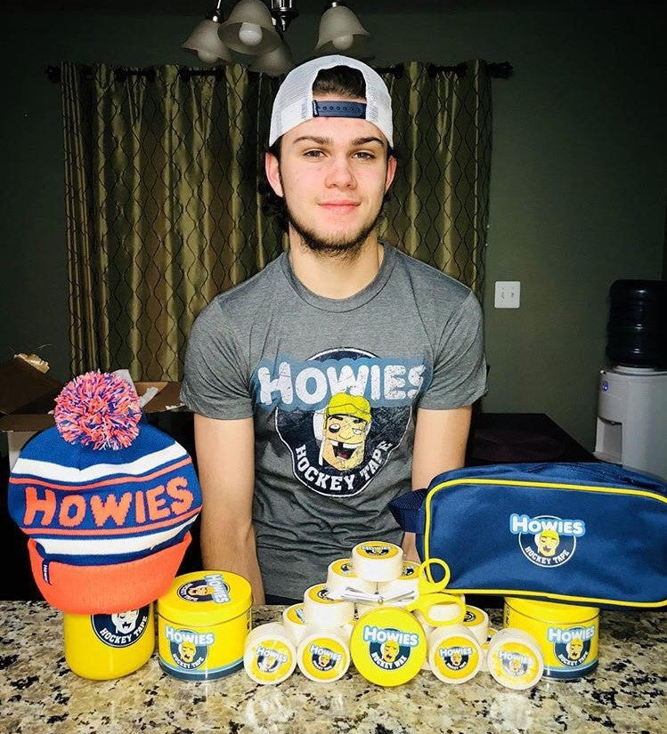 William Wynn Howies Hockey March Player of the Month Get Sponsored Win Free Swag Prizes