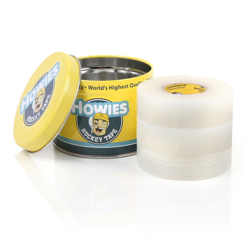 Howies Clear Shin Pad Hockey Tape