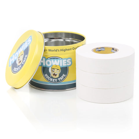 Howies White Cloth Hockey Tape
