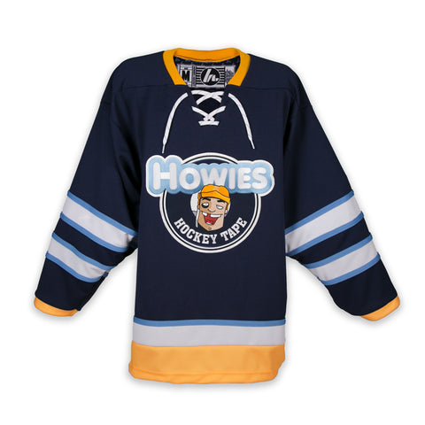 Howies Pro Stock Sweater - Navy / X-Small - Howies Hockey Tape