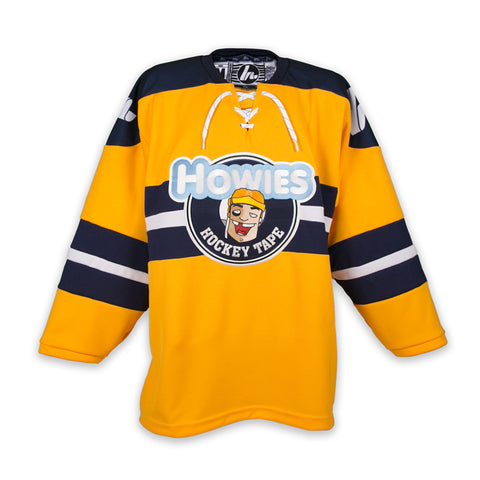 Howies Pro Stock Sweater - Yellow / X-Small - Howies Hockey Tape