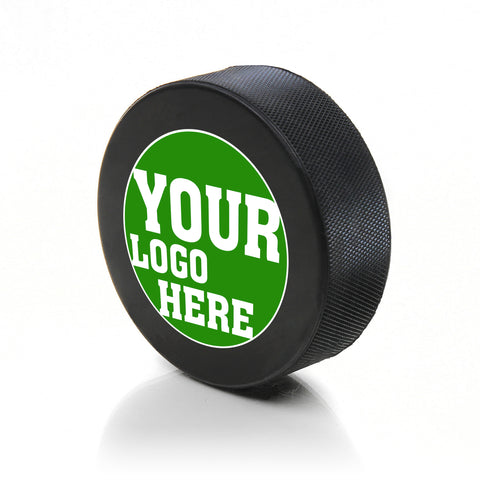 Custom Logo Team Pucks
