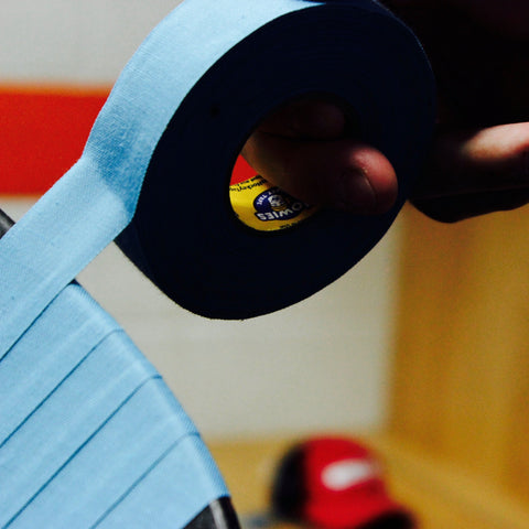 Howies Sky Blue Cloth Hockey Tape