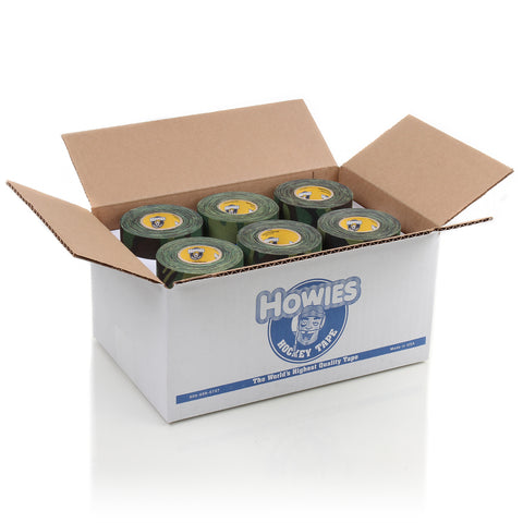 Howies Green Camo Hockey Tape - Bulk 30pk - Howies Hockey Tape