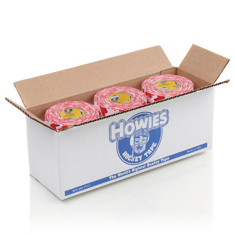 Howies Canadian Flag Hockey Tape - Bulk 12pk - Howies Hockey Tape