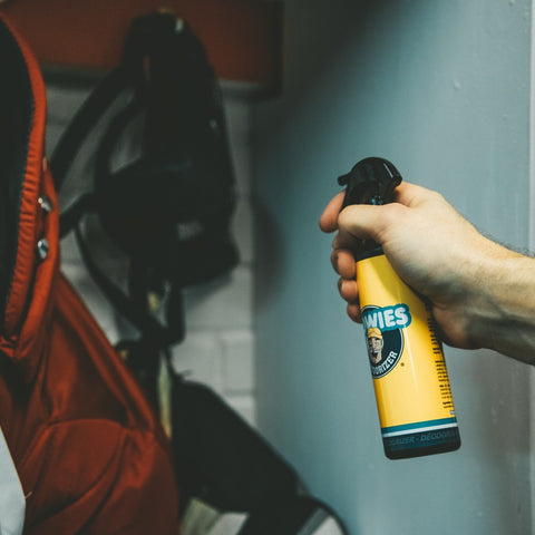 Howies Hockey Equipment Deodorizer (Sanitizer)