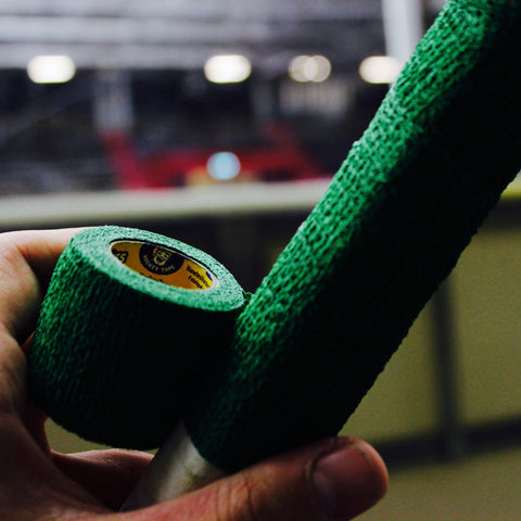 Howies Green Stretchy Grip Hockey Tape