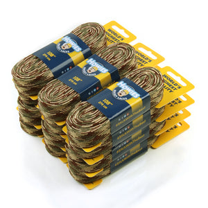 Howies Camo Cloth Hockey Skate Laces