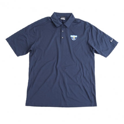Howies Dri-Fit Golf Polo - Navy / Medium - Howies Hockey Tape