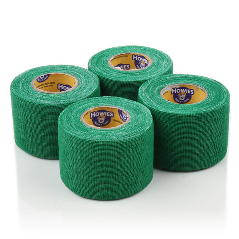 Howies Green Pro Grip Hockey Tape - 4pk - Howies Hockey Tape