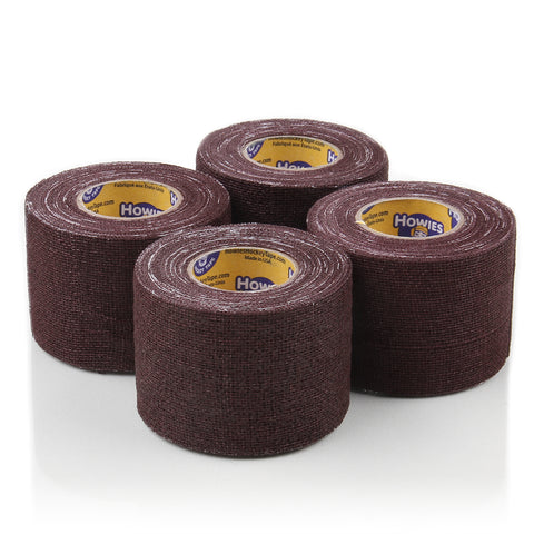 Howies Maroon Pro Grip Hockey Tape - 4pk - Howies Hockey Tape
