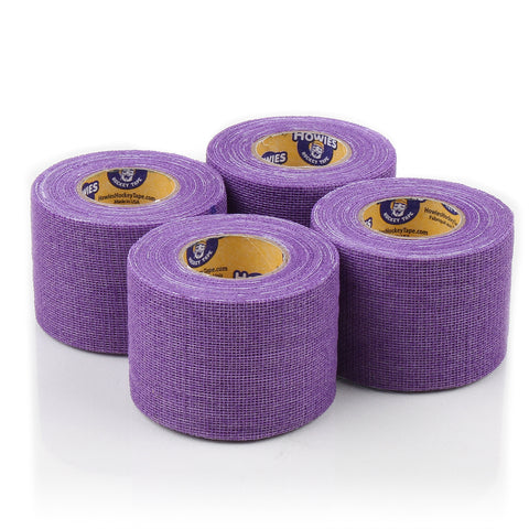 Howies Purple Pro Grip Hockey Tape - 4pk - Howies Hockey Tape