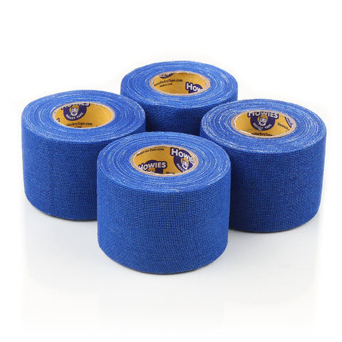 Howies Blue Pro Grip Hockey Tape - 4pk - Howies Hockey Tape