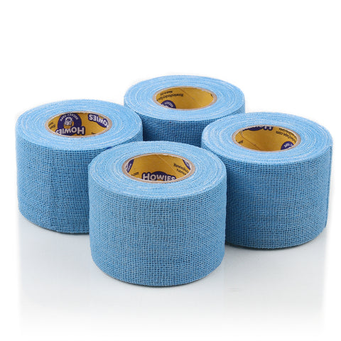 Howies Sky Blue Grip Hockey Tape - 4pk - Howies Hockey Tape