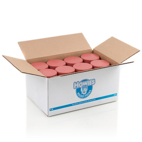 Howies 10 oz Orange Hockey Pucks