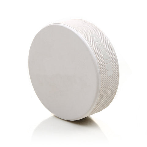 Howies White Training Hockey Pucks