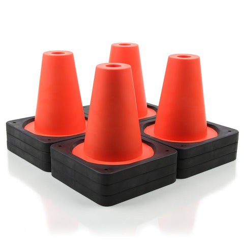 Howies Hockey Weighted Pylons - Bulk 12pk - Howies Hockey Tape