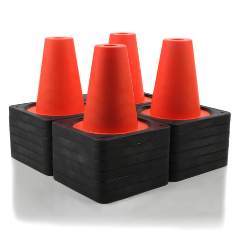 Howies Hockey Weighted Pylons - Bulk 24pk - Howies Hockey Tape