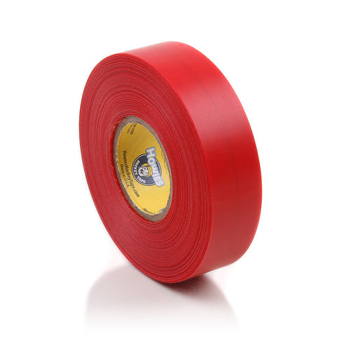 Howies Red Shin Pad Hockey Tape - 1pk - Howies Hockey Tape