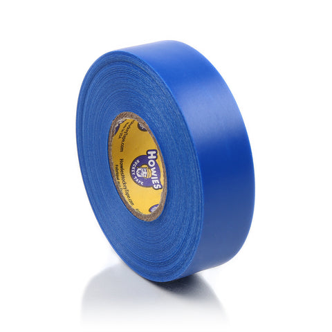 Howies Blue Shin Pad Hockey Tape - 1pk - Howies Hockey Tape