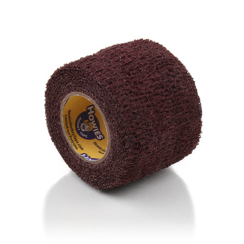 Howies Maroon Stretchy Grip Hockey Tape - 1pk - Howies Hockey Tape