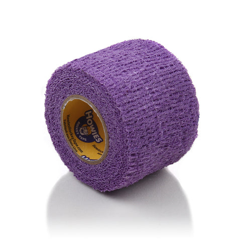 Howies Purple Stretchy Grip Hockey Tape - 1pk - Howies Hockey Tape