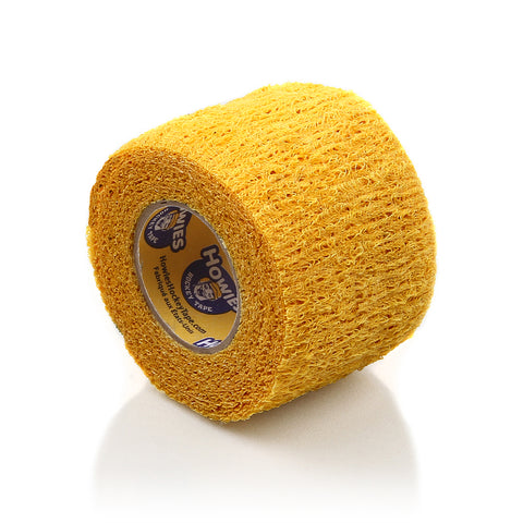 Howies Yellow Stretchy Grip Hockey Tape - 1pk - Howies Hockey Tape