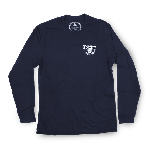 Lake Superior Long Sleev - Howies Hockey Long Sleeve - Hockey Long Sleeve T-Shirt