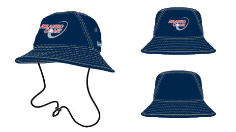 New Era Bucket Cap - Atlantic Coast Sports
