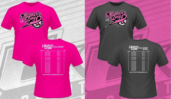 ACB Mother's Day Challenge Tournament T-Shirt