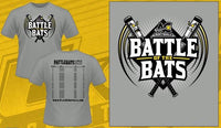 ACS Battle of the Bats Tournament T-Shirt