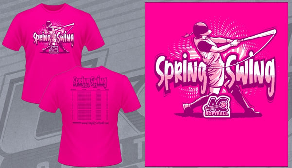 ACS Spring Swing Tournament T-Shirt