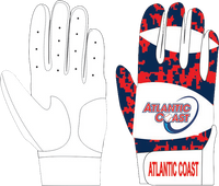 Atlantic Coast Batting Gloves - Atlantic Coast Sports