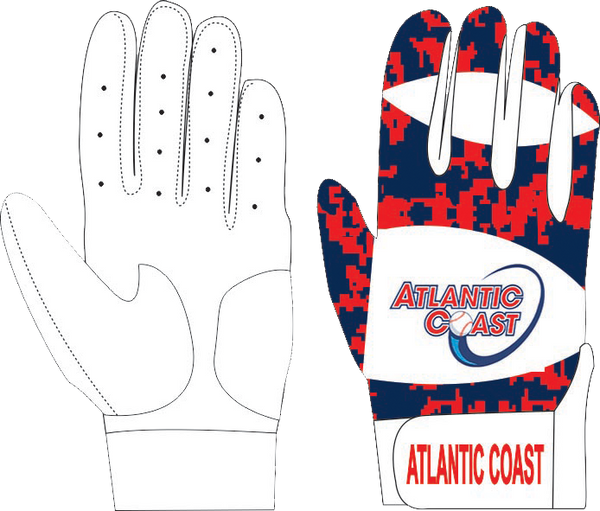 Atlantic Coast Batting Gloves
