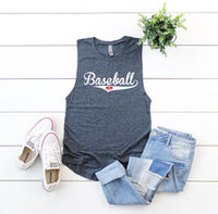 Baseball/Softball Mom Tank