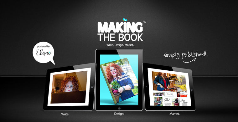 Making The Book™ - Write + Design + Market Package