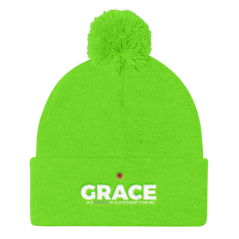 Grace, Gold & Glory™ Red Grace Collection Knit Cap