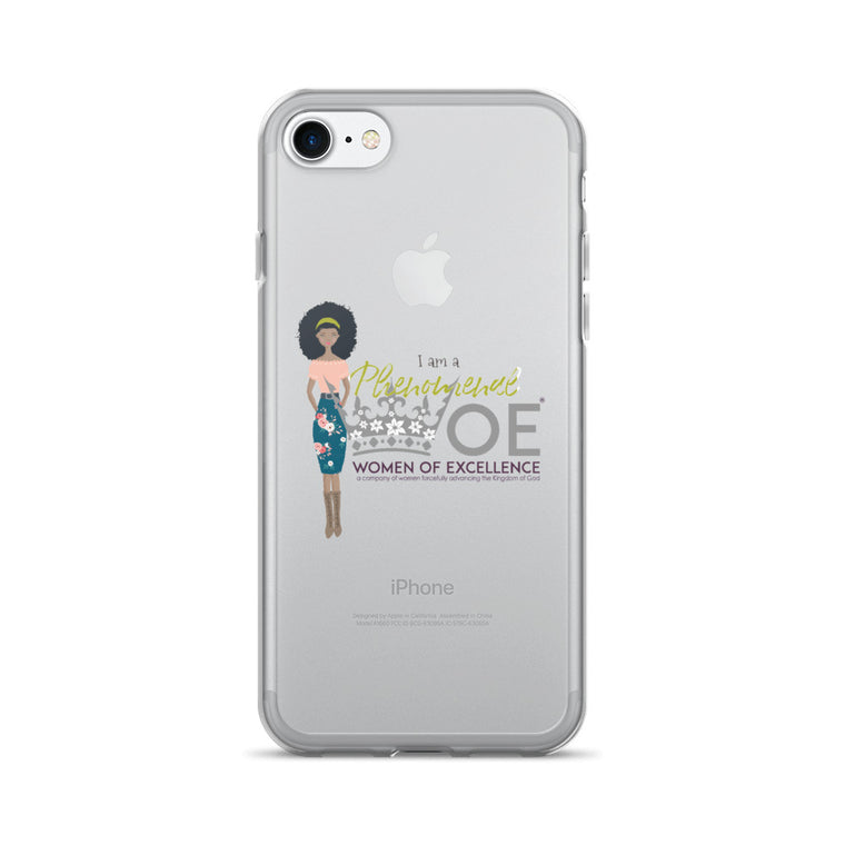 Phenomenal WOE™ Woman iPhone 7/7 Plus Case