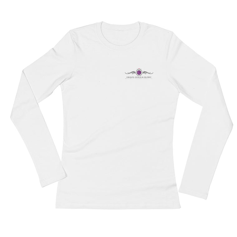 Grace, Gold & Glory™ Ladies' Long Sleeve T-Shirt