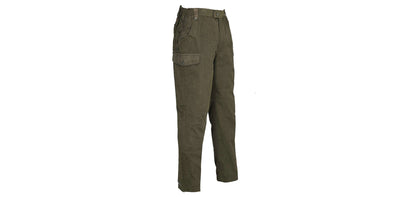 Percussion Rambouillet Hunting Trousers - Green