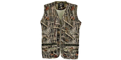 Palombe Wetland Camo Hunting Vest