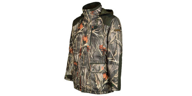 Brocard Camo Hunting Jacket - Wetland Camo