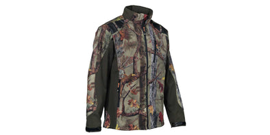 Percussion Softshell Ghostcamo Jacket - Forest Camo
