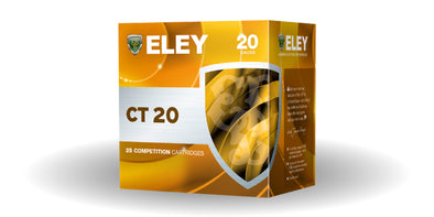Eley 20g CT20 24gr Trap Cartridges