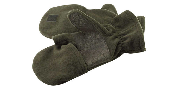 Percussion Mittens - Green