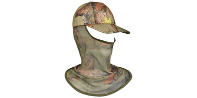 Percussion Camo Cap with Mesh