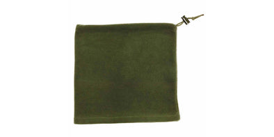 Fleece Neck Warmer - Green
